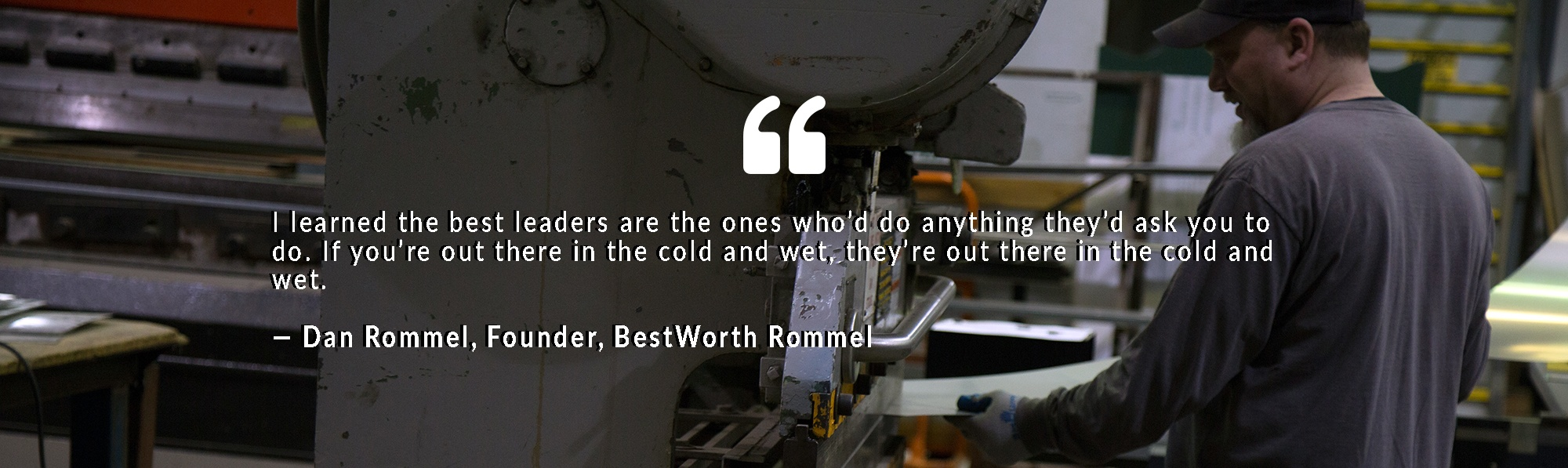 The best leaders
