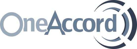 OneAccord logo w transparency