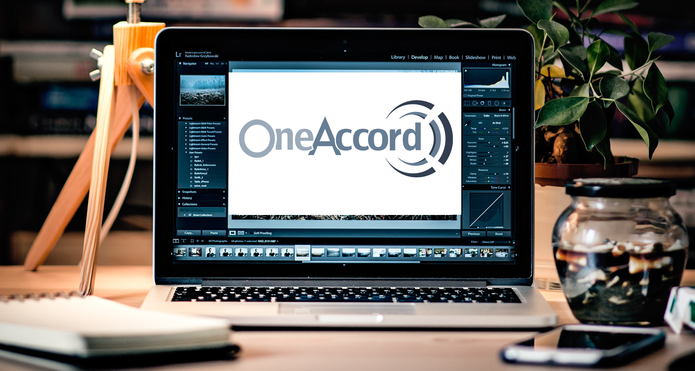 OneAccord website launch
