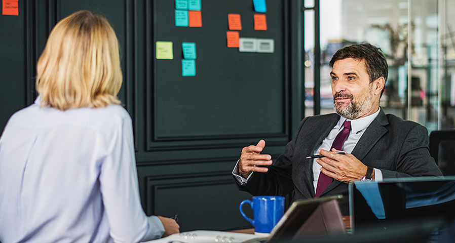 How Do Prospects Approach an Unsolicited Sales Meeting?