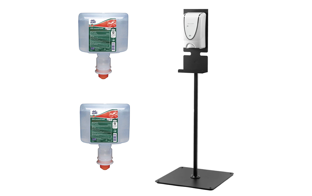 FarWest Manufacturing Hand Sanitizer Station