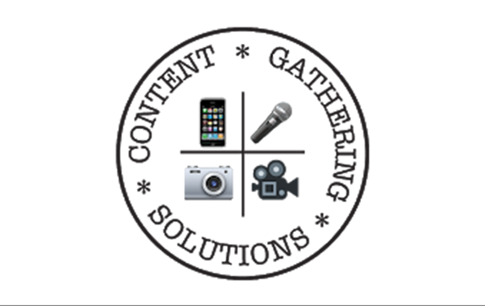 content gathering solutions logo